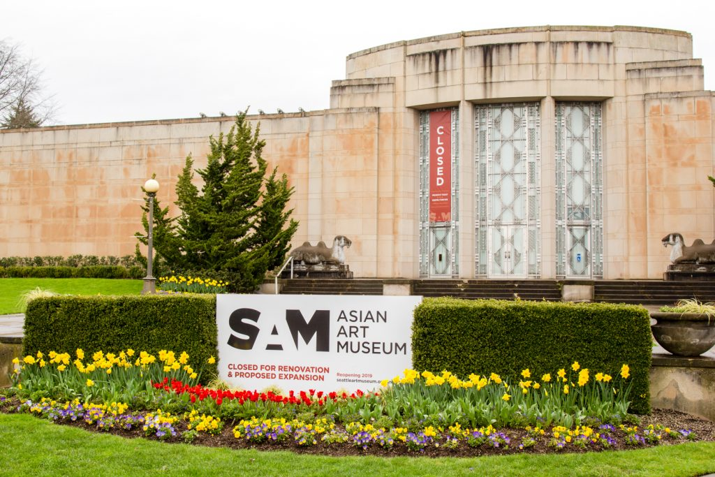 Asian Art Museum closed for renovation and expansion